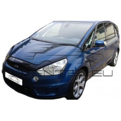 FORD S-MAX 2006 up HOOD PROTECTOR STONE BUG DEFLECTOR