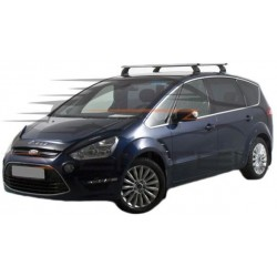 FORD S-MAX 2010 up HOOD PROTECTOR STONE BUG DEFLECTOR
