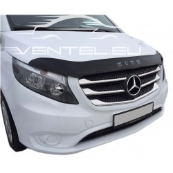 MERCEDES VITO V-CLASS W447 2014 UP BUG SHIELD HOOD PROTECTOR STONE BUG DEFLECTOR