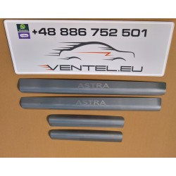 DOOR SILL PLATES FOR OPEL ASTRA G 1998 up
