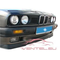 BMW 3 E30 up BUG SHIELD HOOD PROTECTOR STONE BUG DEFLECTOR