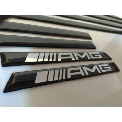 BLACK MOLDING TRIM KIT LIKE AMG EDITION 2016 FOR MERCEDES G-CLASS W463