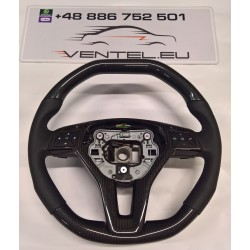 CARBON STEERING WHEEL LIKE SPORT FOR MERCEDES E-CLASS W212 AMG 2012