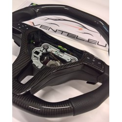 CARBON STEERING WHEEL LIKE SPORT FOR MERCEDES E-CLASS COUPE C207 AMG 2012 up