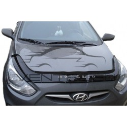 HYUNDAI ACCENT 2010 up LONG HOOD PROTECTOR STONE BUG DEFLECTOR