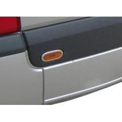 Chrome Covers side marker lights for VOLKSWAGEN CRAFTER 2006 up
