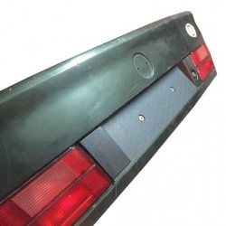 REAR COVER BEHIND LICENSE PLATE FOR BMW 5 E34