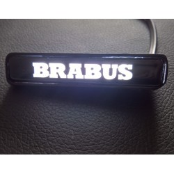 BRABUS LOGO IN THE GRILL WITH ILLUMINATION FOR MERCEDES-BENZ