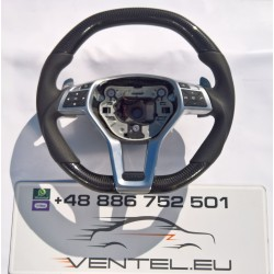 CARBON STEERING WHEEL FOR MERCEDES-BENZ C-CLASS W204