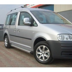 CHROME MIRROR COVER FOR VOLKSWAGEN CADDY 2004 up