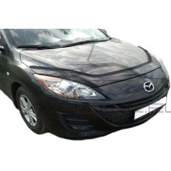 MAZDA 3 2009 up HOOD PROTECTOR STONE BUG DEFLECTOR