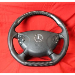 CARBON STEERING WHEEL for MERCEDES-BENZ E-CLASS W211