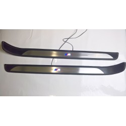 EXCLUSIVE DOOR LED SILL PLATES WITH ILLUMINATION for BMW 3 E92 E93