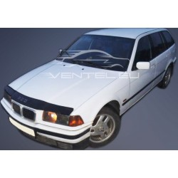BMW 3 E36 1991-1998 HOOD PROTECTOR STONE BUG DEFLECTOR