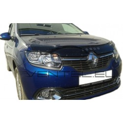 RENAULT LOGAN 2014 up HOOD PROTECTOR STONE BUG DEFLECTOR