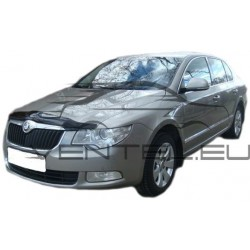SKODA SUPERB 2008 up HOOD PROTECTOR STONE BUG DEFLECTOR