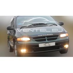 CHRYSLER VOYAGER III 1995-2001 HOOD PROTECTOR STONE BUG DEFLECTOR