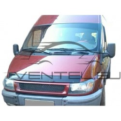 FORD TRANSIT 2000 up HOOD PROTECTOR STONE BUG DEFLECTOR