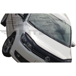 VOLKSWAGEN TOURAN 2010 up BUG SHIELD HOOD PROTECTOR STONE BUG DEFLECTOR