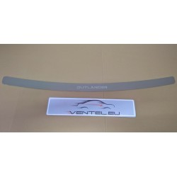 REAR BUMPER COVER FOR  MITSUBISHI OUTLANDER III 2012 up