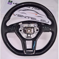 CARBON STEERING WHEEL FOR MERCEDES E-CLASS W212 AMG 2012