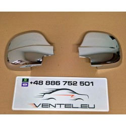 CHROME MIRROR COVER FOR MERCEDES VITO W639 2003 up