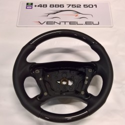 CARBON STEERING WHEEL FOR MERCEDES S-CLASS W221