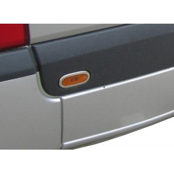 Chrome Covers side marker lights for VOLKSWAGEN CRAFTER 2006 up