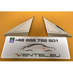 CHROME COVER TRIANGLE FOR MERCEDES SPRINTER W906 2006 up