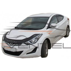 HYUNDAI ELANTRA 2011 up LONG HOOD PROTECTOR STONE BUG DEFLECTOR