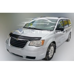 CHRYSLER TOWN COUNTRY 2007 up HOOD PROTECTOR STONE BUG DEFLECTOR