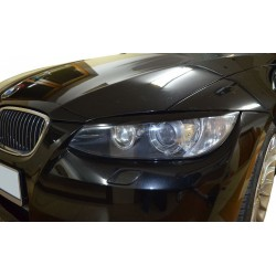 EYELID EYEBROW HEADLIGHT COVER FIT FOR BMW 3 SERIES E92