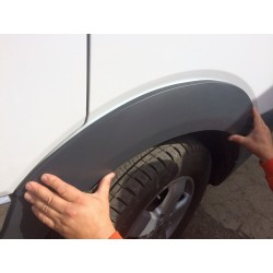 COVERS FENDER FOR MERCEDES-BENZ SPRINTER W906 or VW CRAFTER 2006 up
