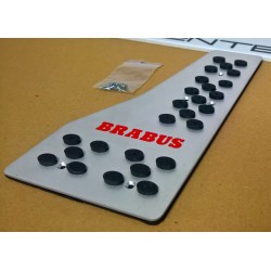 ALUMINUM FOOT PLATE FOR SMART FORTWO III 453