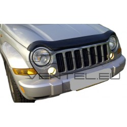 JEEP LIBERTY KJ 2001 up HOOD PROTECTOR STONE BUG DEFLECTOR