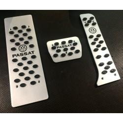 ALUMINUM PADS ON THE PEDALS FOR VOLKSWAGEN PASSAT B6 B7 B8 CC