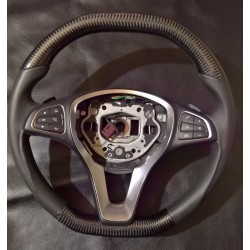CARBON STEERING WHEEL FOR MERCEDES-BENZ C-CLASS W205