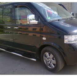 CHROME MIRROR COVER FOR VOLKSWAGEN T5 2003 up
