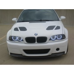 GILLS COVERS HOOD STYLE GTR FOR BMW E39