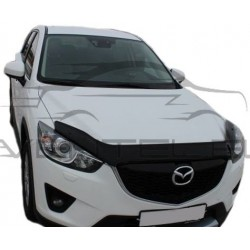 MAZDA CX-5 2012 up HOOD PROTECTOR STONE BUG DEFLECTOR