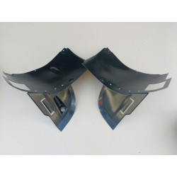 FRONT LOWER FENDER LINERS for BMW 5 E39 LIFT 2000 up