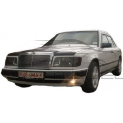 MERCEDES W124 1985 up HOOD PROTECTOR STONE BUG DEFLECTOR