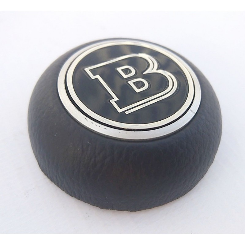 BRABUS LOGO IN THE GEAR SHIFT KNOB for SMART 450 451 and ROADSTER