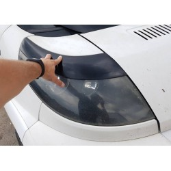 EYELID EYEBROW HEADLIGHT COVER FIT for DUCATO BOXER JUMPER 2006 up