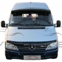 MERCEDES SPRINTER 2000 up HOOD PROTECTOR STONE BUG DEFLECTOR