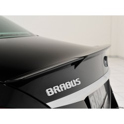 CARBON REAR SPOILER style BRABUS for MERCEDES-BENZ C-CLASS W205