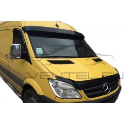 MERCEDES SPRINTER W906 2006 up HOOD PROTECTOR STONE BUG DEFLECTOR