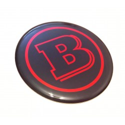 LOGO IN THE GRILL STYLE BRABUS FOR SMART FORTWO II 451
