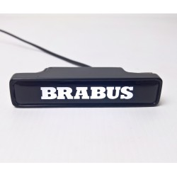 BRABUS LOGO IN THE GRILL WITH ILLUMINATION for MERCEDES-BENZ G-CLASS W463a