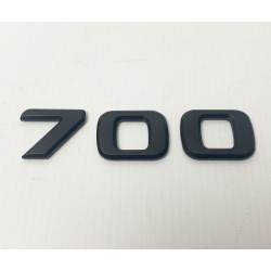 EXCLUSIVE CUSTOM HANDMADE LOGO style 700 800 etc. for MERCEDES-BENZ